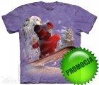 Snowboard Bear - The Mountain