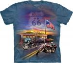Route 66 -  The Mountain