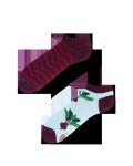 Beetroots - Krátké Ponožky - Many Mornings