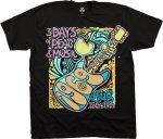 Woodstock Peace And Music - Liquid Blue