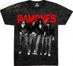 Ramones Debut Album - Liquid Blue