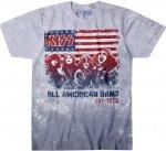 KISS All American Band - Liquid Blue