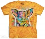 Russo Pig - T-shirt The Mountain