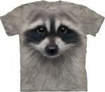 Raccoon Face Szop - The Mountain
