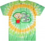 Family Guy Sick Little Moo Cow - Liquid Blue