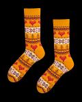 Warm Fox - Ponožky - Many Mornings