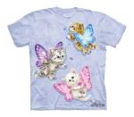Butterfly Kitten Fairies - The Mountain - Junior