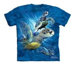 Find 9 Sea Turtles - The Mountain - Junior
