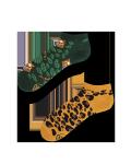 El Leopardo - Krátké Ponožky - Many Mornings