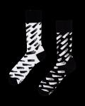 Brush Strokes - Ponožky - Many Mornings