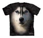 Siberian Husky Face - Junior