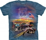 Route 66 -  The Mountain