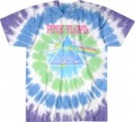 Pink Floyd Dark Side Oil Paint - Liquid Blue