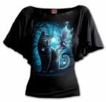 Cat And Fairy - Bat Spiral Damska