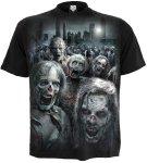 Zombie Horde - The Walking Dead - Spiral
