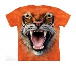 Roaring Tiger Face - The Mountain - Junior