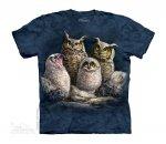 Owl Family - The Mountain -Junior