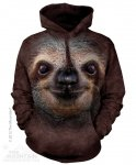 Sloth Face - Leniwiec - Bluza The Mountain