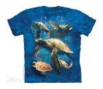 Sea Turtle Family - The Mountain Junior