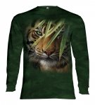 Emerald Forest Tiger  - Long Sleeve The Mountain