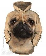Pug Face - Mops - Bluza The Mountain