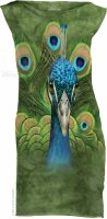 Vibrant Peacock - Sukienka The Mountain