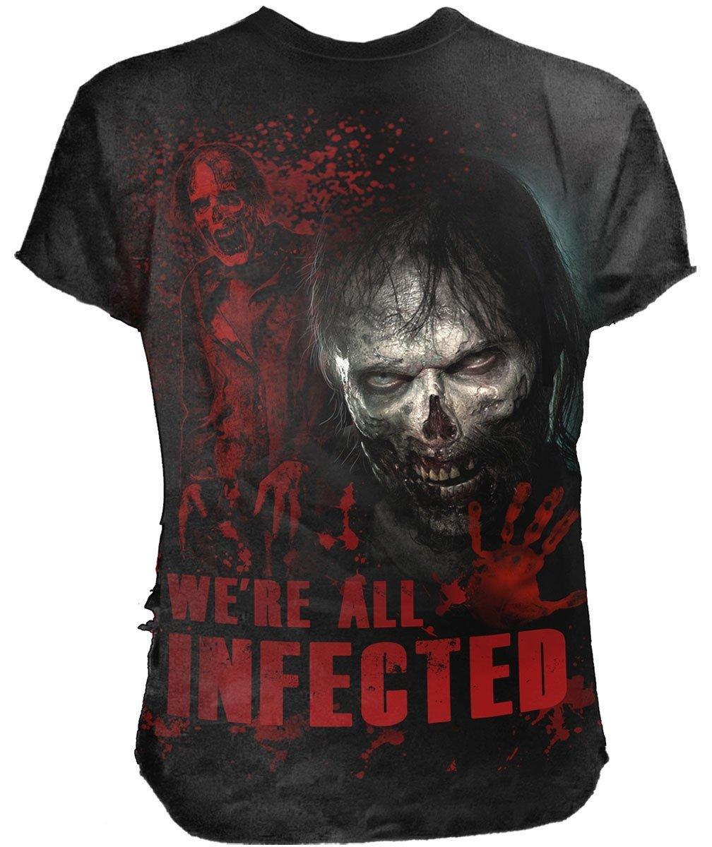 3bc77e9dc Sklep veoevo.pl - Koszulki Malowane Pazurem - Zombie - Walking Dead ...