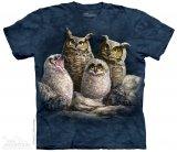 Owl Family - Koszulka The Mountain