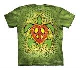 Rasta Peace Turtle - Dziecięca - The Mountain