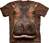 Hippo Head - Koszulka The Mountain