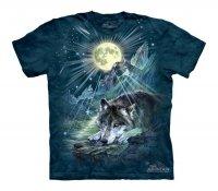 Wolf Night Symphony - The Mountain - Koszulka Dziecięca