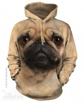 Pug Face - Mops - Bluza The Mountain