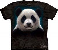 Panda Head - Koszulka The Mountain