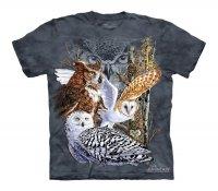 Find 11 Owls - The Mountain - Koszulka  Dziecięca