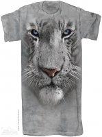 White Tiger Face - koszula nocna The Mountain
