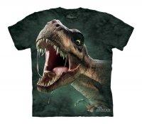 T-Rex Roar - The Mountain - Koszulka Dziecięca