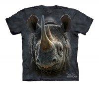 Black Rhino - The Mountain - Koszulka Dziecięca