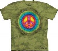 Tie Dye Peace - The Mountain