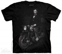 Biker Lincoln - The Mountain