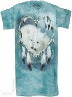 Wolf Heart - Koszula Nocna The Mountain