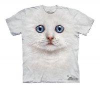Ivory Kitten Face - The Mountain - Koszulka Dziecięca