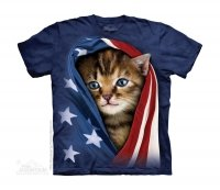 Patriotic Kitten - The Mountain - Dziecięca