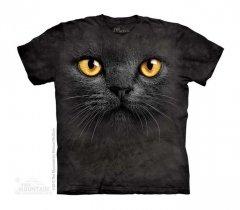 Big Face Black Cat - Czarny Kot - The Mountain - Junior