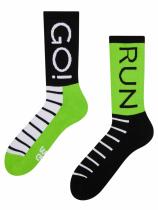 Běh - Ponožky sportovní - Good Mood