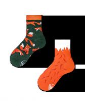 The Red Fox  - Ponožky Pro Děti - Many Mornings