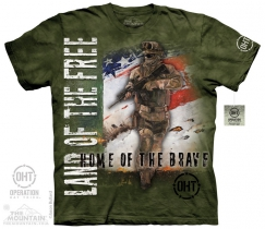 Home of the Brave - The Mountain