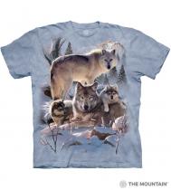 Wolf Family Mountain - Junior The Mountain