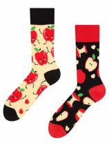 Jablka - Ponožky Good Mood