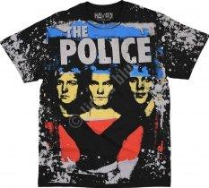 The Police Synchronicity Havok - Liquid Blue