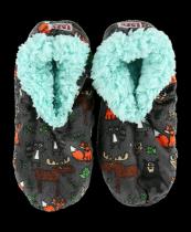 Born to be Wild Fuzzy Feet - Papučky - LazyOne